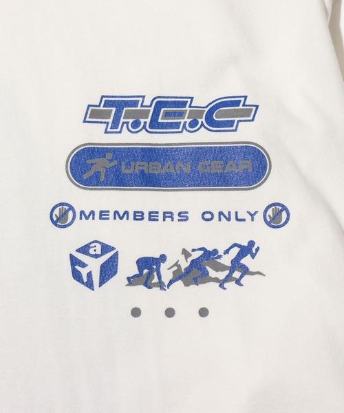 atmos(アトモス)の「atmos アトモス テック ロングスリーブ ティー T.E.C LS TEE(Tシャツ/カットソー)」|詳細画像
