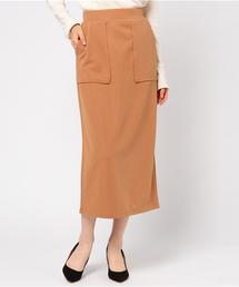 ROPE' PICNIC(ロペピクニック)のカットソータイトスカート(スカート)