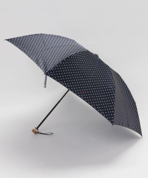 折りたたみ傘 【スクエア ドット】