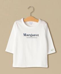 フラワーカラー7スリーブTシャツ