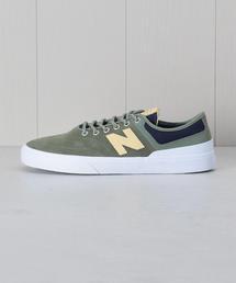 <NEW BALANCE>NUMERIC NM379 OLIVE/スニーカー