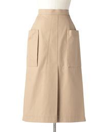 Drawer フロントタックタイトスカート