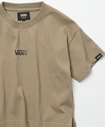 FREAK'S STORE(フリークスストア)のWEB限定 VANS×FREAK'S STORE/ヴァンズ 別注 KIDS ビッグシルエット ブラックフォイル Tシャツ(Tシャツ/カットソー)
