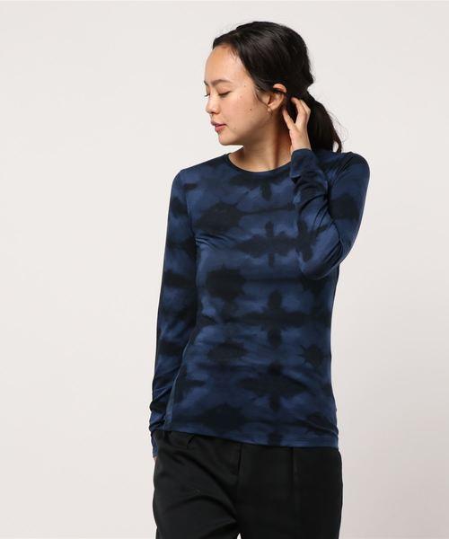 数量は多い  タイダイジャージ 長袖(Tシャツ/カットソー)|VINCE(ヴィンス)のファッション通販, エビナシ:1c0dc2f9 --- skoda-tmn.ru