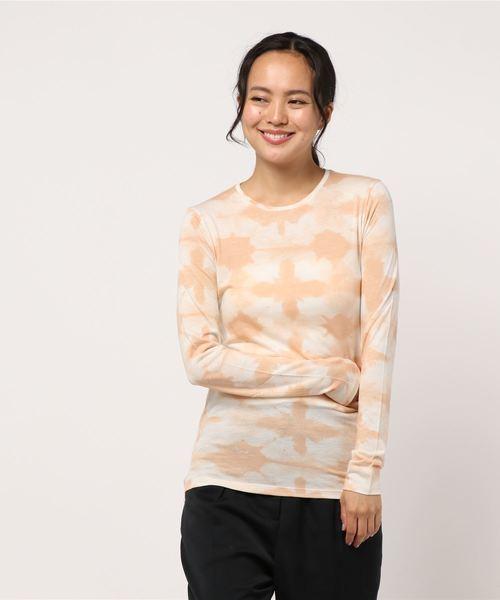 オープニング 大放出セール タイダイジャージ 長袖(Tシャツ/カットソー)|VINCE(ヴィンス)のファッション通販, ペットファミリー:3abd75d0 --- skoda-tmn.ru