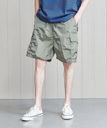<H>OLMTX CRUNCHY CRGO SHORT PANTS/パンツ