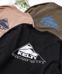 【WEB限定カラー】KELTY(ケルティ)別注裏毛クルーネックスウェット