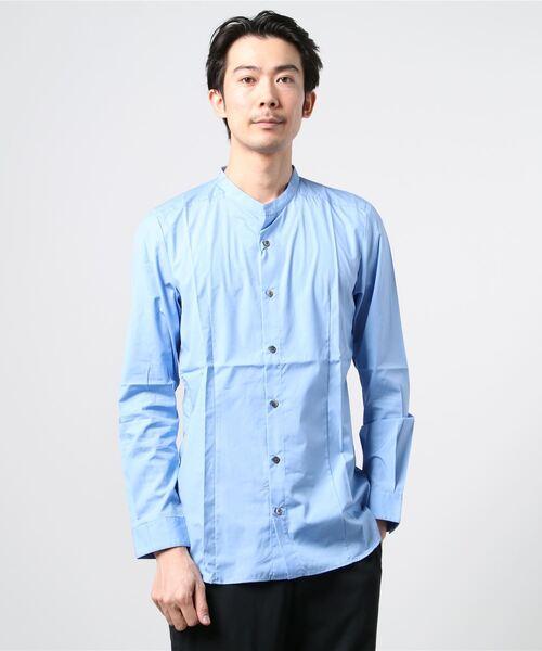 【新品】 【セール バイ】ms2569-C100Sブロードバンドカラーシャツ(シャツ by/ブラウス) セール,SALE,NO|NO ID.(ノーアイディ)のファッション通販, 花山村:3c2e43a2 --- fahrservice-fischer.de
