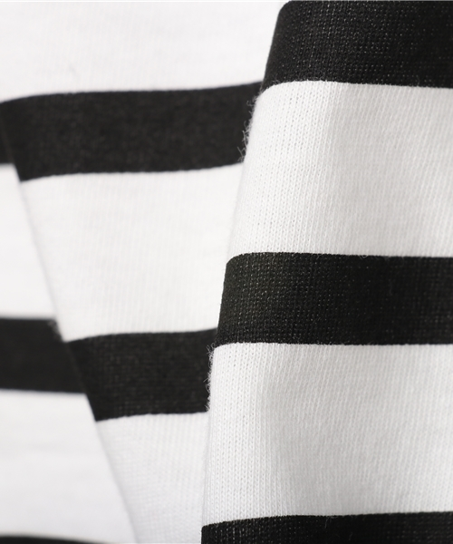MASTER&Co. マスター&コー BORDER Long Sleeve T-shirt