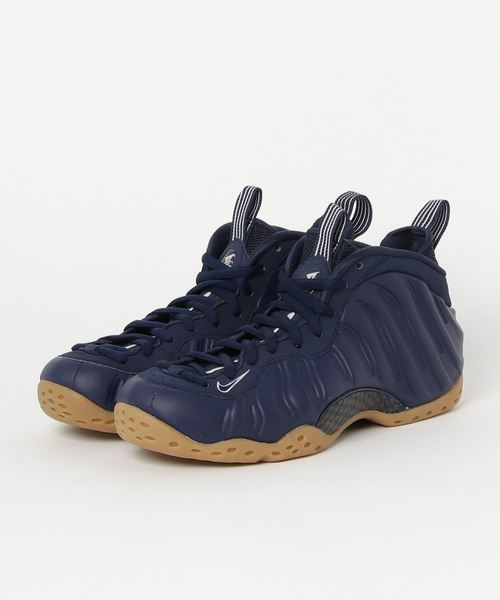 quality design edca1 247c8 NIKE AIR FOAMPOSITE ONE (MIDNIGHT NAVY/MIDNIGHT NAVY) 【SP】