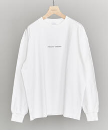 BEAUTY&YOUTH UNITED ARROWS(ビューティアンドユースユナイテッドアローズ)の【WEB限定】 by FREEDOM STANDARD ワイド リブ カットソー -MADE IN JAPAN-(Tシャツ/カットソー)