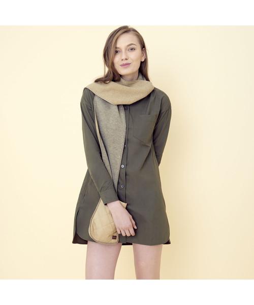 柔らかな質感の コーデュラ コアニー コアニー シャツドレス(シャツ/ブラウス) AIGLE(エーグル)のファッション通販, ヨシトミスポーツ:60957689 --- ulasuga-guggen.de