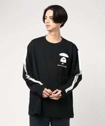 AAPE BY A BATHING APE(エーエイプバイアベイシングエイプ)のAAPE BASIC LONG TEE(Tシャツ/カットソー)