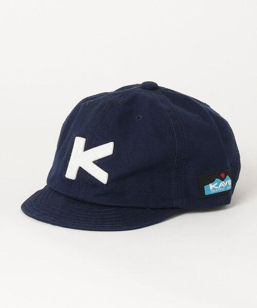 【 KAVU / カブー 】 キッズ ベースボールキャップ KIDS BASEBALL CAP