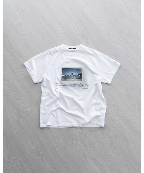 <STAMPD × monkey time> PHOTO T 1of3/Tシャツ