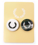 FRED PERRY | Cover Badge(バッジ)