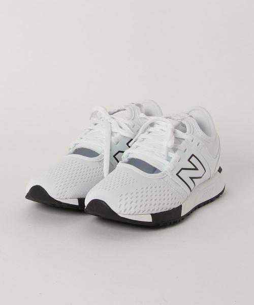 New Balance MRL247SQ (WHITE)