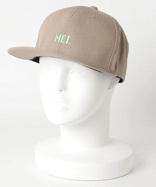 ∴【MEI/メイ】MEI USA RIPSTOP CAP リップストップ
