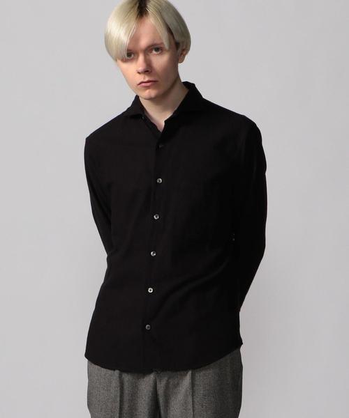 【訳あり】 コットンビエラ TOMORROWLAND ホリゾンタルカラーシャツ(シャツ/ブラウス)|TOMORROWLAND(トゥモローランド)のファッション通販, 京都和ぱれる:e6080ee0 --- bebdimoramungia.it