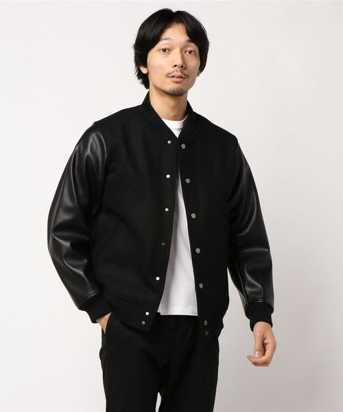 人気No.1 CIAOPANICメルトンスタジャン(ブルゾン)|CIAOPANIC(チャオパニック)のファッション通販, HOOD:2fd708b6 --- dpu.kalbarprov.go.id