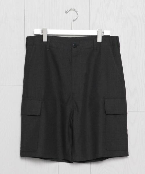 <H>FATIGUE SHORT PANTS/パンツ