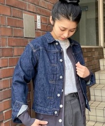 BEAMS BOY(ビームスボーイ)のorslow × BEAMS BOY / 別注 Monroe Jacket Special(デニムジャケット)