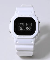 【G-SHOCK】G-SHOCK 別注DW-5600E-1 WHITE EDITION(腕時計)