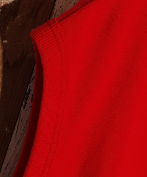 VOTE MAKE NEW CLOTHES BIG VEST HOODIE 18SS-0081