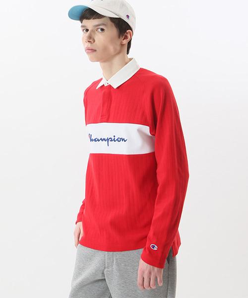 【OUTLET STORE PRICE】【Champion/チャンピオン】GOLF ポロシャツ