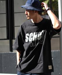 schott(ショット)の【WEB限定】Schott/ショット/OVERSIZE T-SHIRT SCHOTT N.Y.C/ビッグシルエット オーバーサイズ(Tシャツ/カットソー)