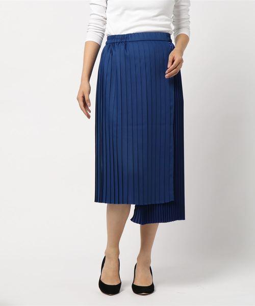 【特価】 (S)レイヤードプリーツ(スカート) ZUCCa(ズッカ)のファッション通販, bagger jack design:c129a5a8 --- ulasuga-guggen.de