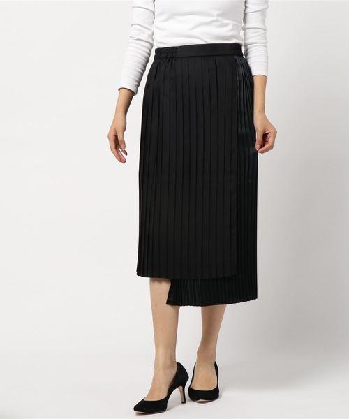 【30%OFF】 (S)レイヤードプリーツ(スカート)|ZUCCa(ズッカ)のファッション通販, mi-215.ネットだけの隠れ服屋:1416c565 --- ulasuga-guggen.de