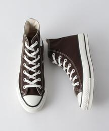 <CONVERSE>ALL STAR JAPAN HIGH DARK BROWN/スニーカー Ψ