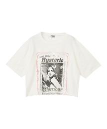 HEARTBEAT ショートTシャツホワイト