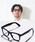 ENTRA(エントラ)の「ENTRA / サングラス 伊達眼鏡 UVカット カラーレンズサングラス(サングラス)」 その他6