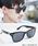 ENTRA(エントラ)の「ENTRA / サングラス 伊達眼鏡 UVカット カラーレンズサングラス(サングラス)」 A