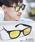 ENTRA(エントラ)の「ENTRA / サングラス 伊達眼鏡 UVカット カラーレンズサングラス(サングラス)」 C