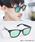 ENTRA(エントラ)の「ENTRA / サングラス 伊達眼鏡 UVカット カラーレンズサングラス(サングラス)」 E