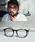 ENTRA(エントラ)の「ENTRA / サングラス 伊達眼鏡 UVカット カラーレンズサングラス(サングラス)」 N