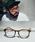 ENTRA(エントラ)の「ENTRA / サングラス 伊達眼鏡 UVカット カラーレンズサングラス(サングラス)」 O