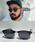 ENTRA(エントラ)の「ENTRA / サングラス 伊達眼鏡 UVカット カラーレンズサングラス(サングラス)」 U