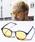 ENTRA(エントラ)の「ENTRA / サングラス 伊達眼鏡 UVカット カラーレンズサングラス(サングラス)」 イエロー