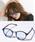 ENTRA(エントラ)の「ENTRA / サングラス 伊達眼鏡 UVカット カラーレンズサングラス(サングラス)」 ブルー