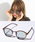 ENTRA(エントラ)の「ENTRA / サングラス 伊達眼鏡 UVカット カラーレンズサングラス(サングラス)」 グリーン