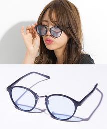 ENTRA(エントラ)のENTRA / サングラス 伊達眼鏡 UVカット カラーレンズサングラス(サングラス)