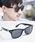 ENTRA(エントラ)の「ENTRA / サングラス 伊達眼鏡 UVカット カラーレンズサングラス(サングラス)」 詳細画像