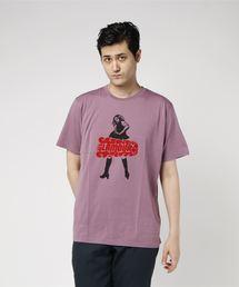 VIXEN GIRL プリント Tシャツ
