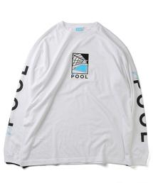 FREAK'S STORE(フリークスストア)の▽例のプール/THAT POOL CREW L/S LOGO TEE(Tシャツ/カットソー)