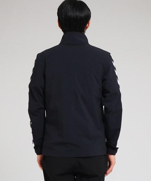 【WEB限定】  コラボ 別注  サイドライン ストレッチ トラックジャケット