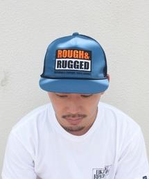 ROUGH and RUGGED(ラフアンドラゲッド)のDESIGN CAP-04(キャップ)